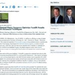 Drs. Zemmel and Montante Optimize Facelift Results
